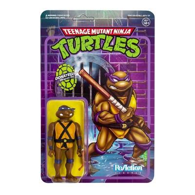 Super 7 ReAction Figure - TMNT - Donatello
