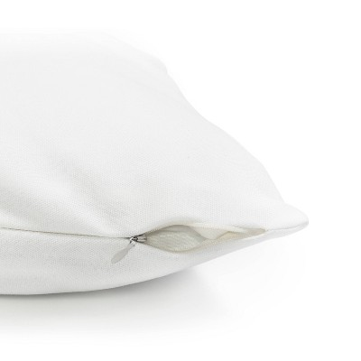 Orange Sorbet Floral Throw Pillow - Deny Designs : Target