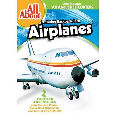 All About: Airplanes (DVD) - image 1 of 1