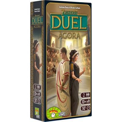 7 Wonders: Duel Agora Game Expansion