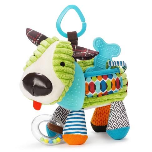 Skip Hop Bandana Buddies Stroller Toy, Puppy - image 1 of 4