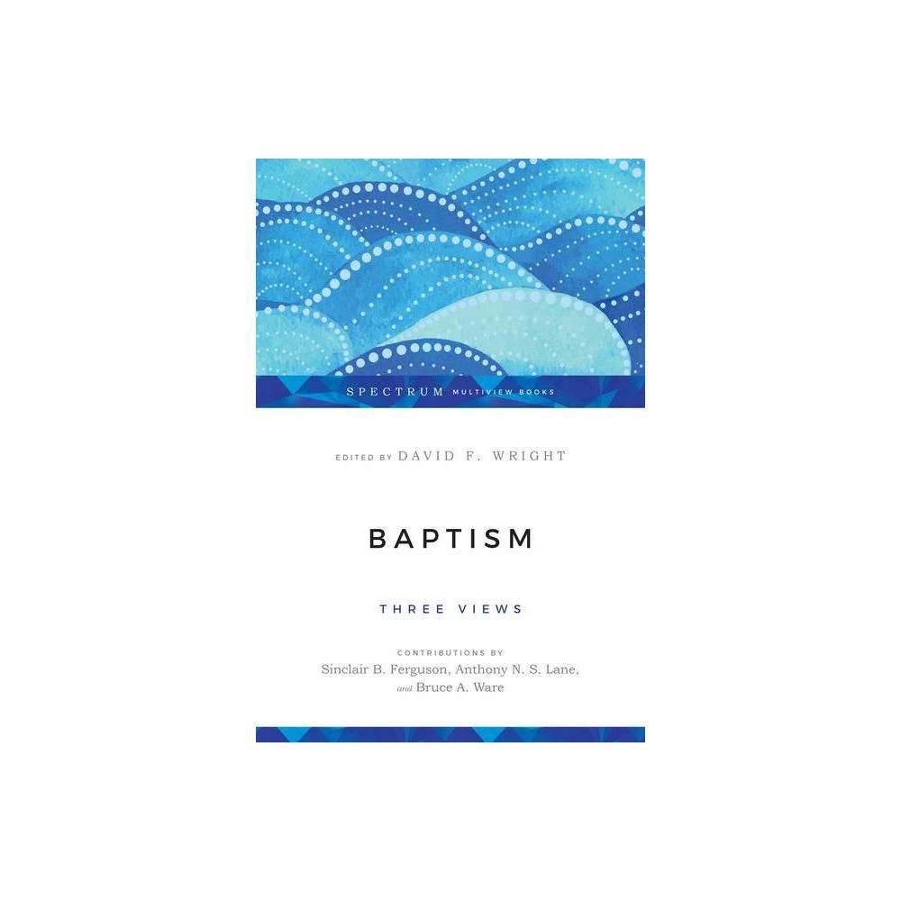 Baptism By David F Wright Paperback
