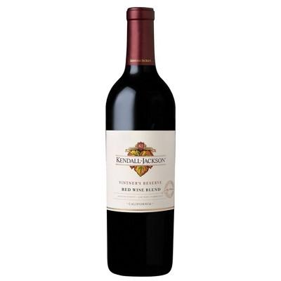 Kendall-Jackson Vintner's Reserve Summation Red Blend Wine - 750ml Bottle
