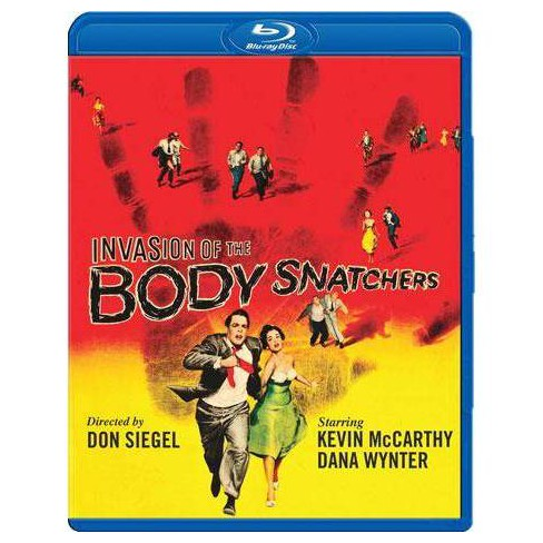 Invasion Of The Body Snatchers (Blu-ray) - image 1 of 1