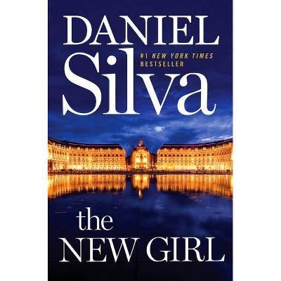 New Girl -  (Gabriel Allon) by Daniel Silva (Hardcover)