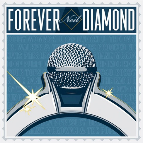 Various - Forever neil diamond (CD) - image 1 of 1