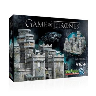 Wrebbit Winterfell Wrebbit 3D Puzzle 910pc
