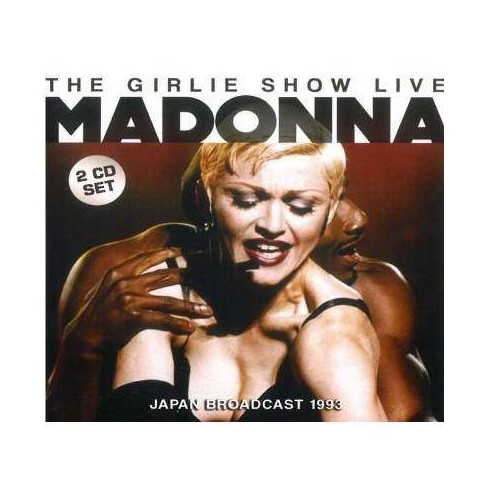 Madonna - Girlie Show: Live (Left Field Media) * (CD) - image 1 of 1