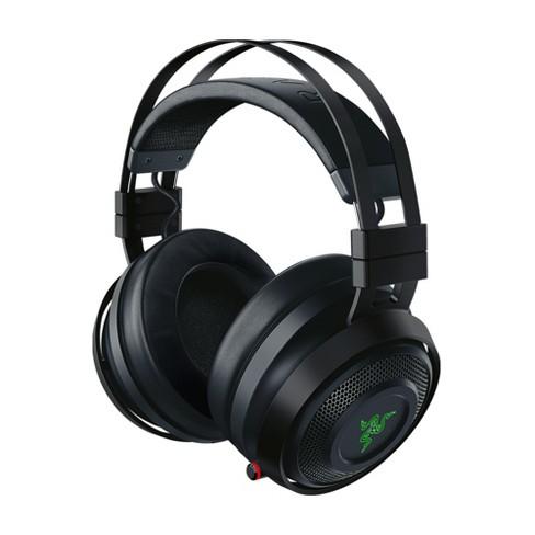 Razer Nari Ultimate Wireless PC Gaming Headset - THX Audio - Razer HyperSense - image 1 of 4