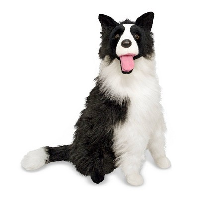 Melissa & Doug 2' Giant Border Collie