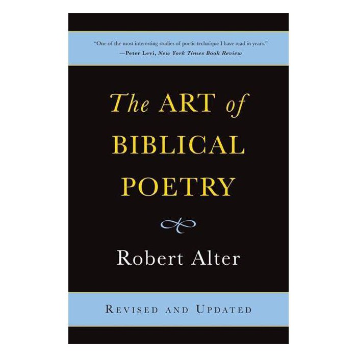 The Art of Biblical Poetry - by  Robert Alter (Paperback) - image 1 of 1