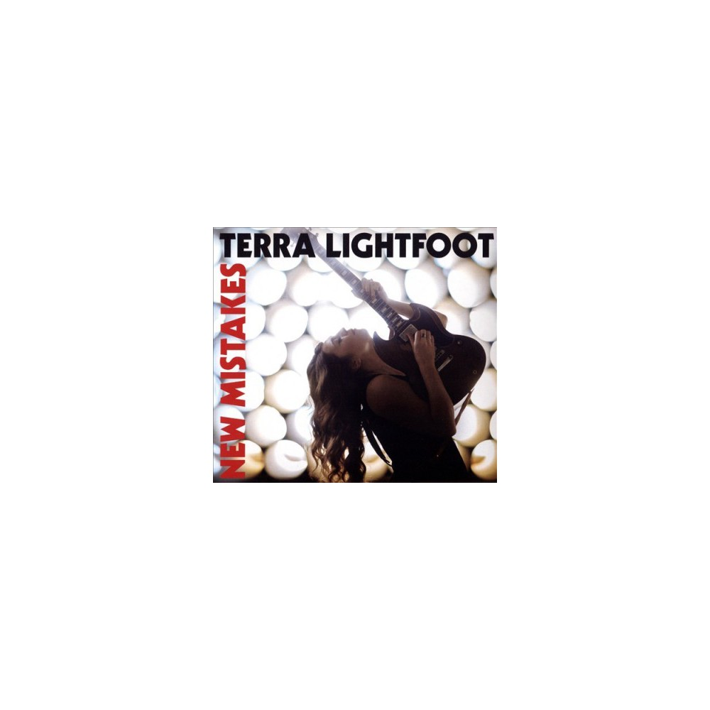 Terra Lightfoot - New Mistakes (CD)
