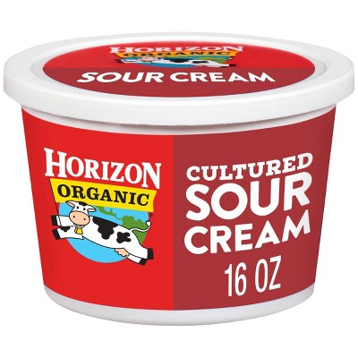 Horizon Organic Sour Cream - 16oz