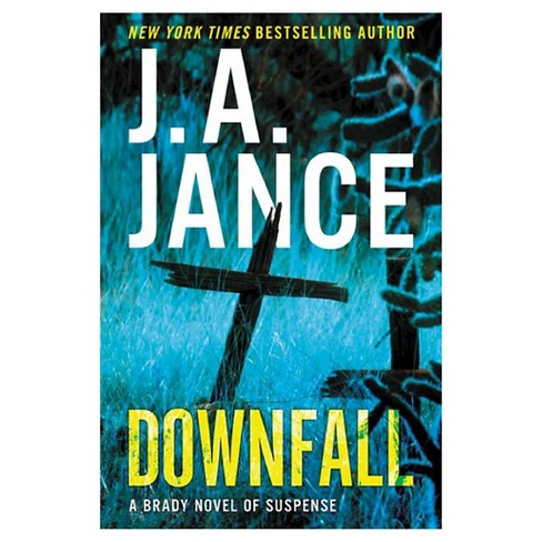 Downfall (Vol 15) (Hardcover) (Judith A. Jance) - image 1 of 1