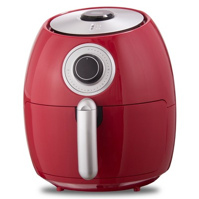 Dash Family Size 6qt Air Fryer - Red