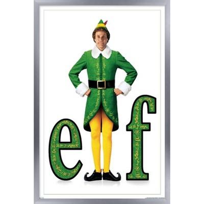 Trends International Elf - One Sheet Framed Wall Poster Prints