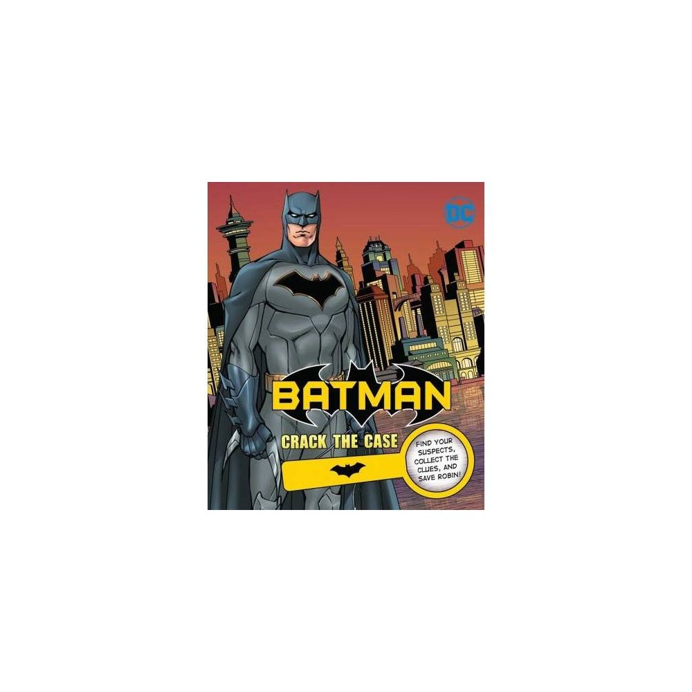 Batman - (Dc Comics) by Derek Fridolfs (Hardcover)
