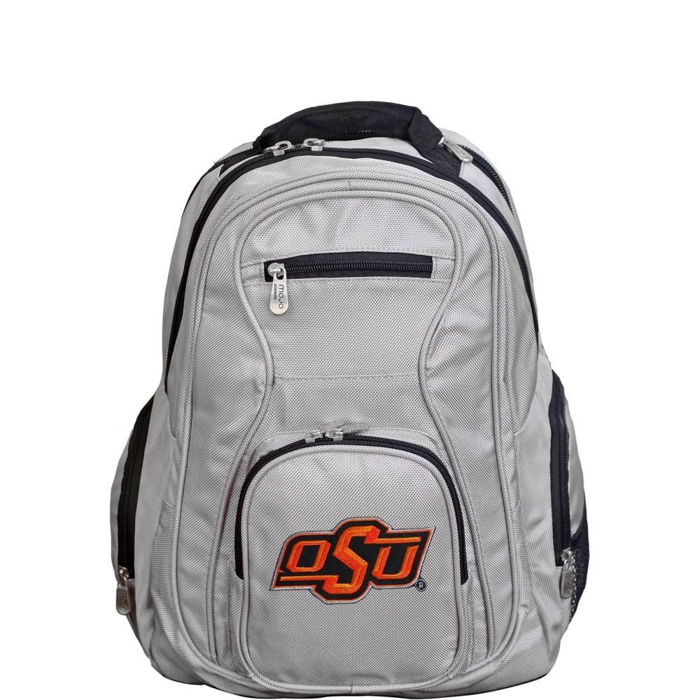NCAA Oklahoma State Cowboys Gray Premium Laptop Bag