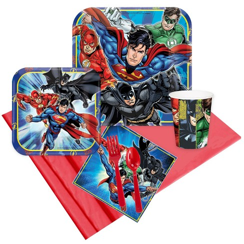 16ct BuySeasons Justice League Party Pack - image 1 of 1