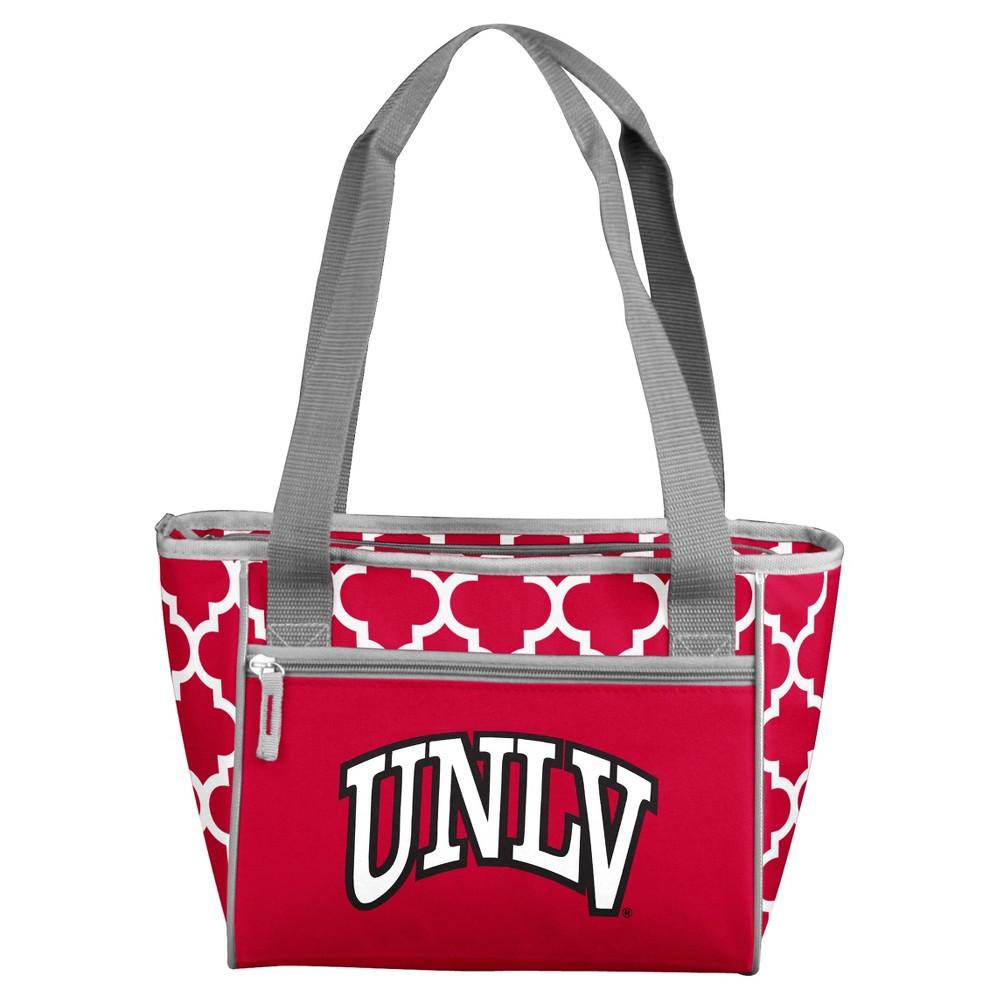 NCAA Logo Brands 16 Can Cooler Tote Unlv Rebels