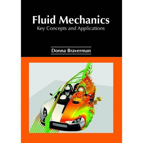 Fluid Mechanics: Key Concepts and Applications - (Hardcover)