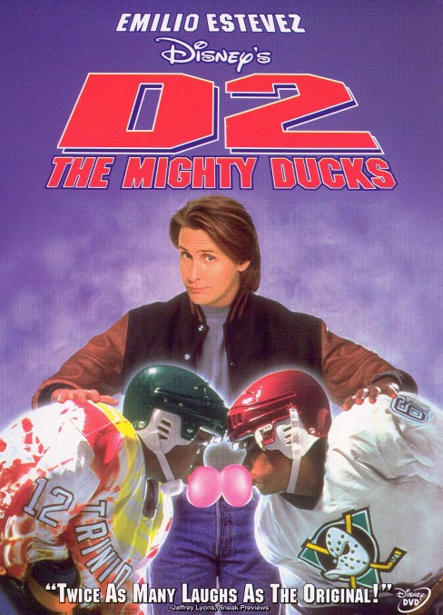 D2: The Mighty Ducks (dvd_video) - image 1 of 1