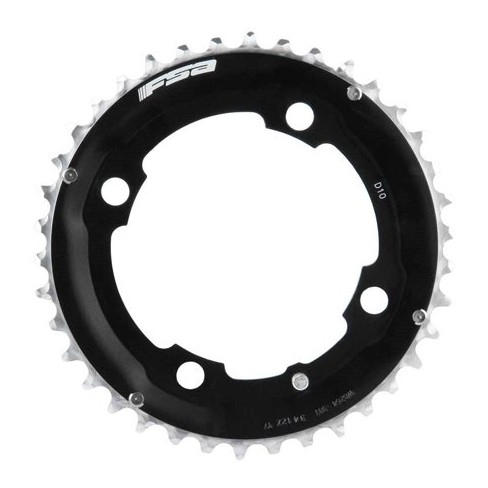 FSA Pro Chainring 104 x 38t D-10 Black - image 1 of 1