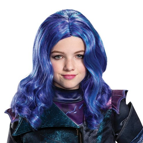 Kids' Disney Descendants Mal Halloween Costume Wig