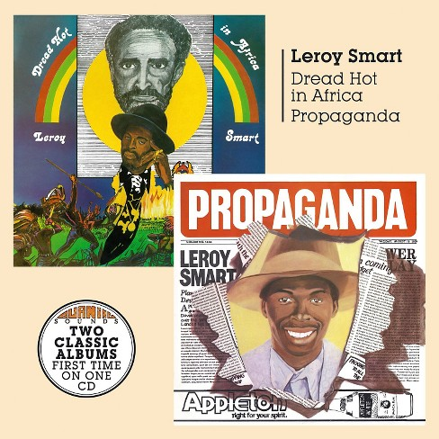 Leroy smart - Dread hot in africa/Propaganda (CD) - image 1 of 1