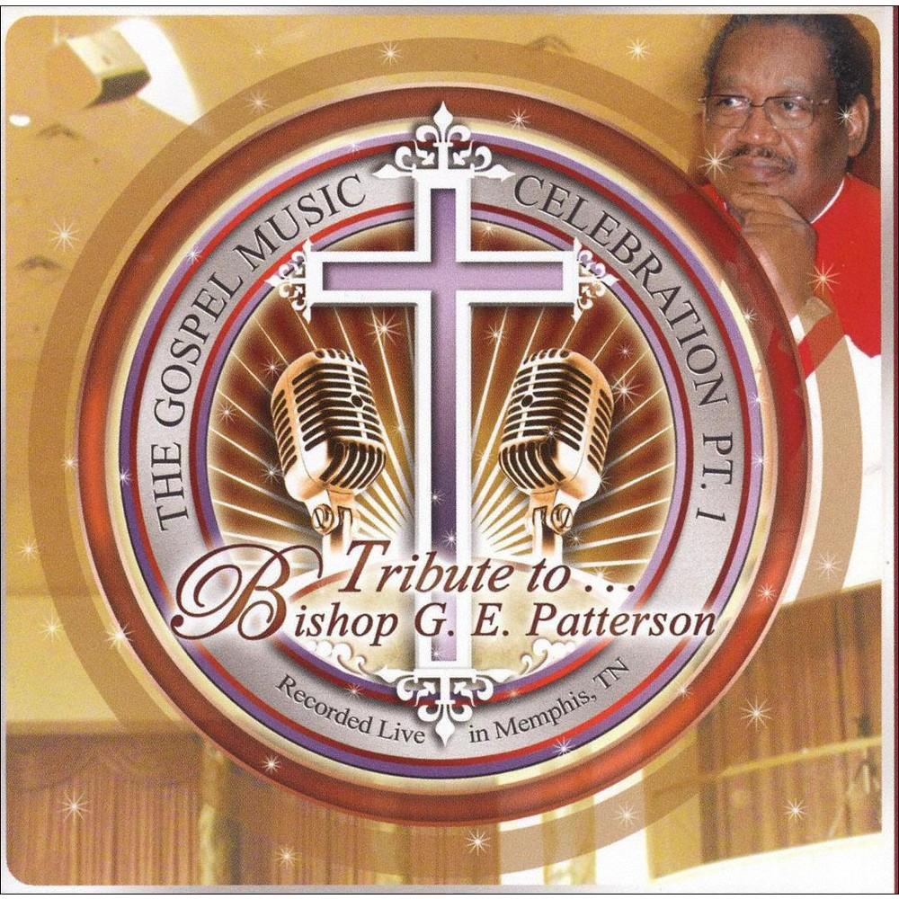 Various Artists - Tribute to Bishop G.E. Patterson (CD)