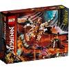 LEGO NINJAGO Wu's Battle Dragon Ninja Battle Set Building Toy 71718 - image 4 of 4
