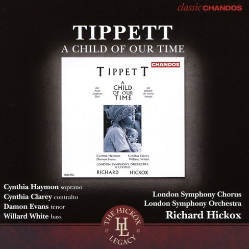 Cynthia haymon - Tippett:Child of our time (Hickox leg (CD) - image 1 of 1