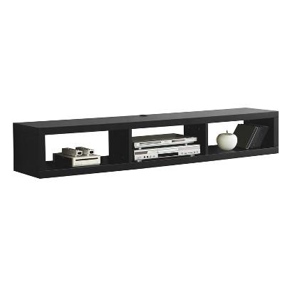 Wall Mounted Media Console - Martin Furniture