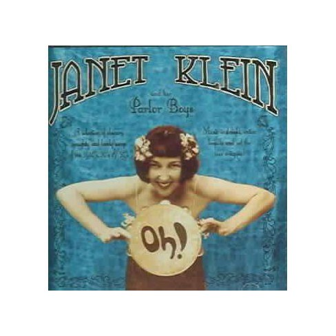 Janet Klein - Oh! (CD) - image 1 of 1