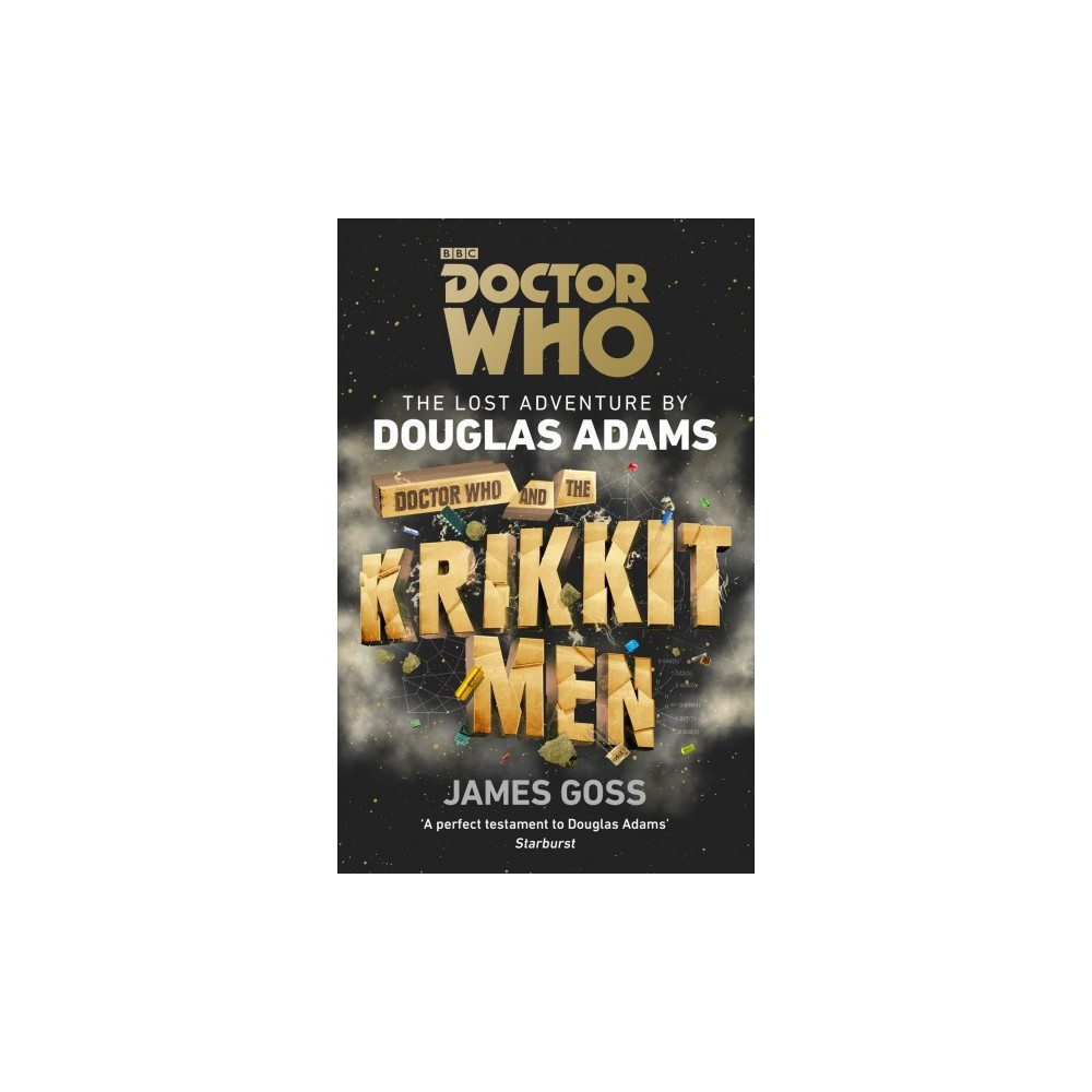 Doctor Who and the Krikkitmen - (Doctor Who) by Douglas Adams & James Goss (Paperback)