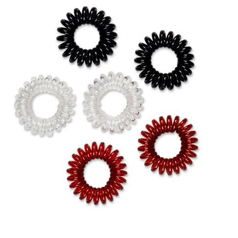 Scunci Spiral Twisters - 6pk   Target 6e9918d87d9
