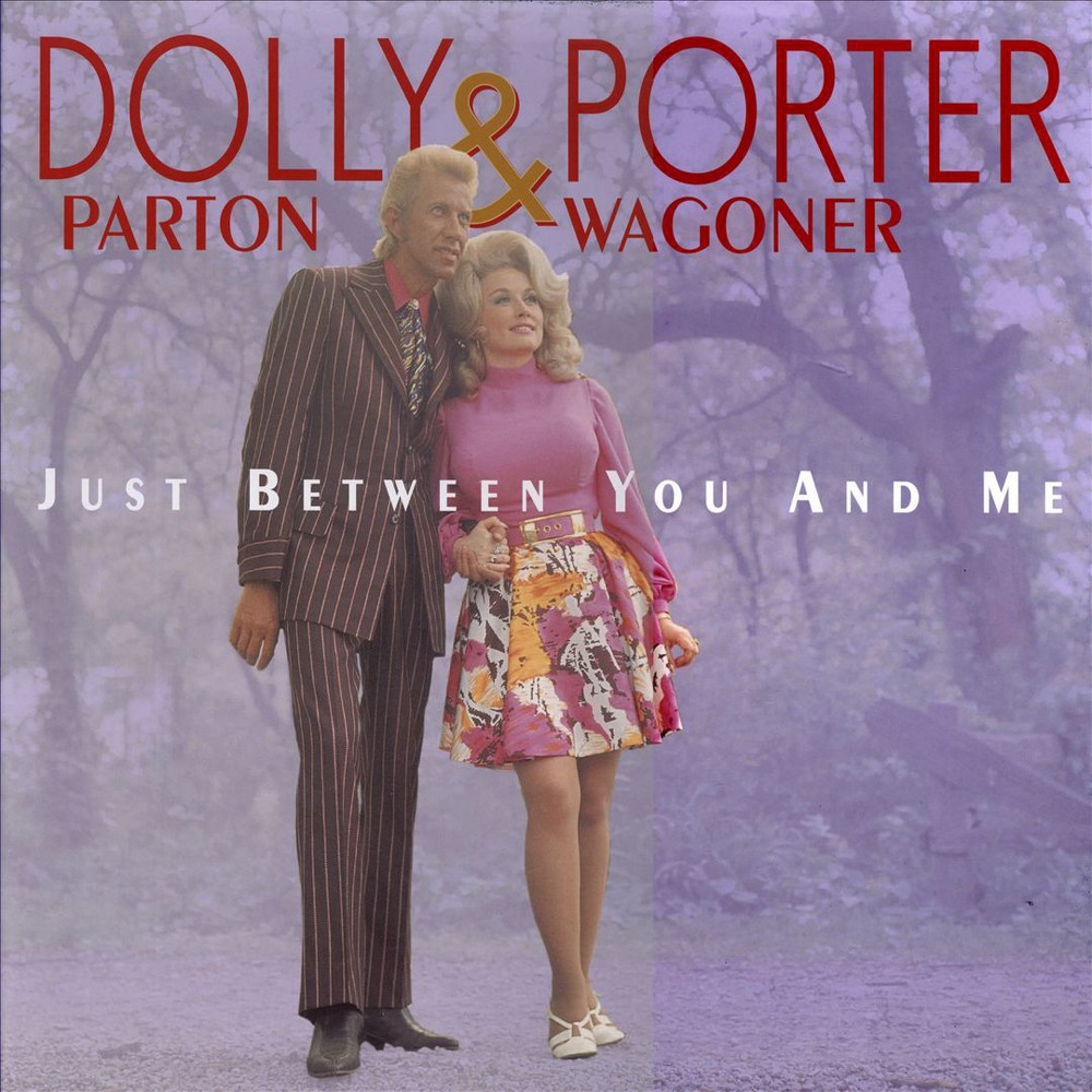 Dolly parton - Just between you and me (CD)