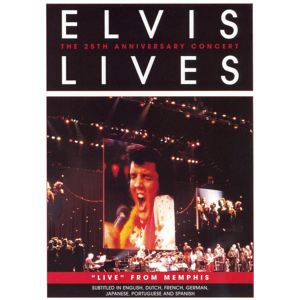 Elvis Presley: Elvis Lives - 25th Anniversary Concert