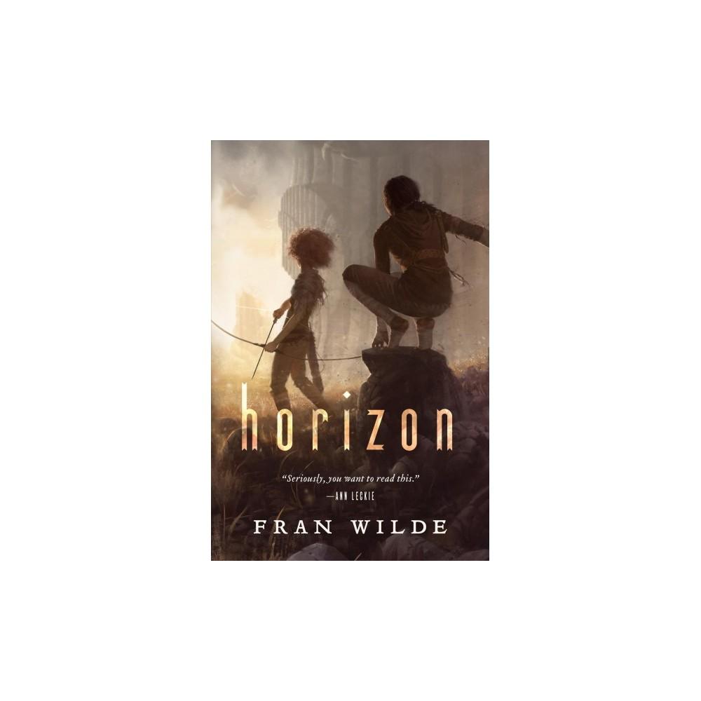 Horizon - Reprint (Bone Universe Trilogy) by Fran Wilde (Paperback)