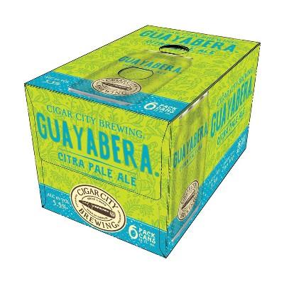 Cigar City Guayabera Citra Pale Ale Beer - 6pk/12 fl oz Cans