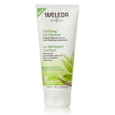Weleda Clarifying Gel Facial Cleanser - 3.4 fl oz