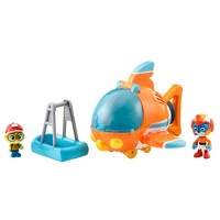 Deals on Playskool Nickelodeon Top Wing Swifts Flash Wing Rescue