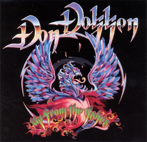 Don dokken - Up from the ashes (CD) - image 1 of 1