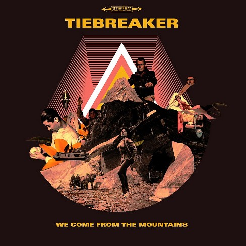 Tiebreaker - We come from the mountains (CD) - image 1 of 1