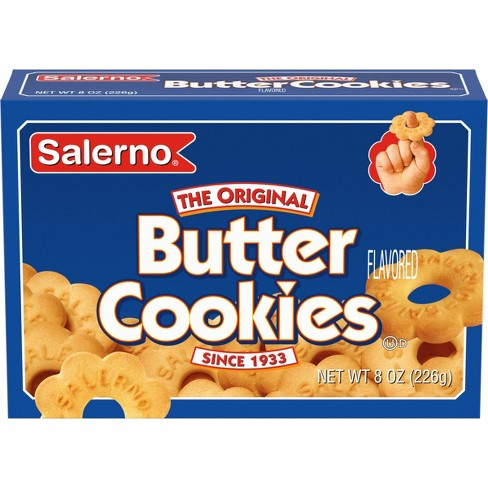 Salerno The Original Butter Cookies - 8oz - image 1 of 4