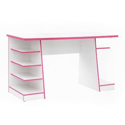 Gaming Desk with Storage - Techni Sport
