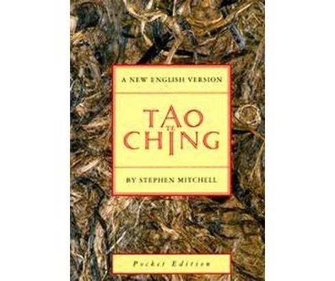 Tao Te Ching : A New English Version (Compact) (Paperback) (Stephen A. Mitchell) - image 1 of 1