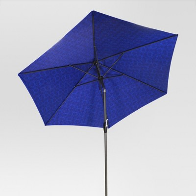 9u0027 Round Dual Sided Patio Umbrella   Threshold™ : Target