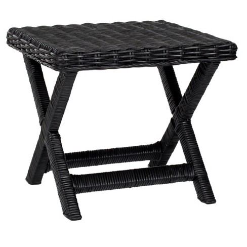 Wicker X Side Table - Safavieh® - image 1 of 4