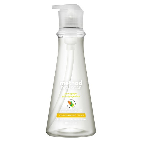 Method Dish Soap Pear Ginger 18oz - image 1 of 1